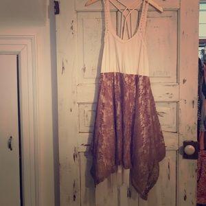 Beautiful lace boutique dress
